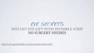 Secrets strip Eye