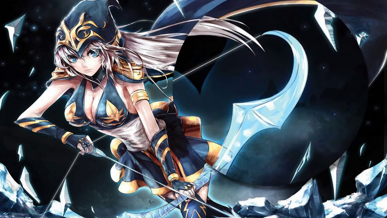 Top Sexiest Female Champions League Of Legends Youtube
