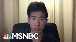 NYC Emergency Room Doctor On Battling Coronavirus | Katy Tur | MSNBC