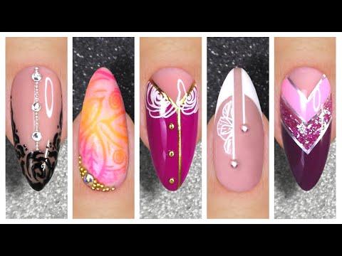20 Nails Art Compilation | Nail Art Tutorial