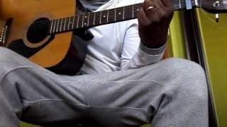 Tuto guitare Le Coeur Éléphant