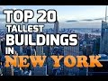 Top 20 Tallest Buildings in NEW YORK CITY