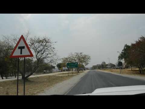 Namibia. Caprivi Strip. Katima Mulilo.