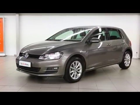 volkswagen golf occasion 1 6 tdi 105 bluemotion technology fap s rie lounge gris limestone 2646. Black Bedroom Furniture Sets. Home Design Ideas