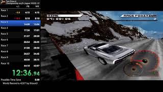 [PSX] Test Drive 4 - Championship any% - 42m 33s (PB)