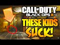 "THE ""WORST"" COD PLAYERS OF ALL TIME! THE BIGGEST ""CAMPERS"" IN BLACK OPS 3! (BO3 Gameplay/Commentary)"