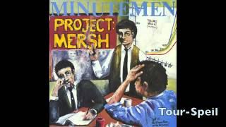 Minutemen- Project Mersh EP 1985