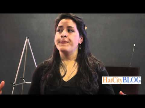 Interview with DREAM Act supporter Lorella Praeli - YouTube