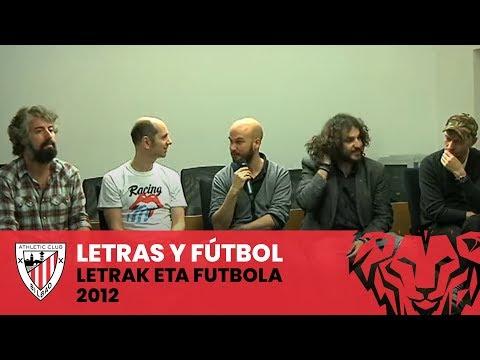 Fútbol y música - Futbola eta musika (17/05/2012)