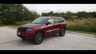 2019 Jeep Grand Cherokee Trailhawk      ( not the TrackHawk 707hp )