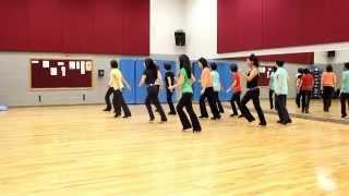 Patsy Fagan - Line Dance (Dance & Teach in English & 中文)