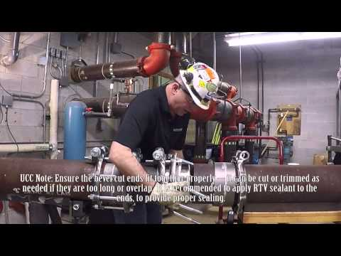 NUVALOY® Expansion Joint Installation Tutorial