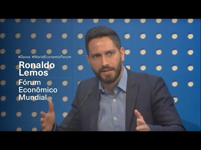 When Humans Become Cyborgs | Ronaldo Lemos no Fórum Econômico Mundial