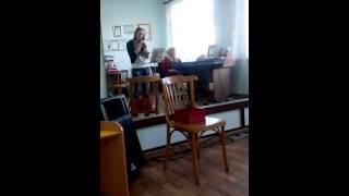 Юлька Мурашко-простая девчонка по имени Оля(ангел-А кавер)