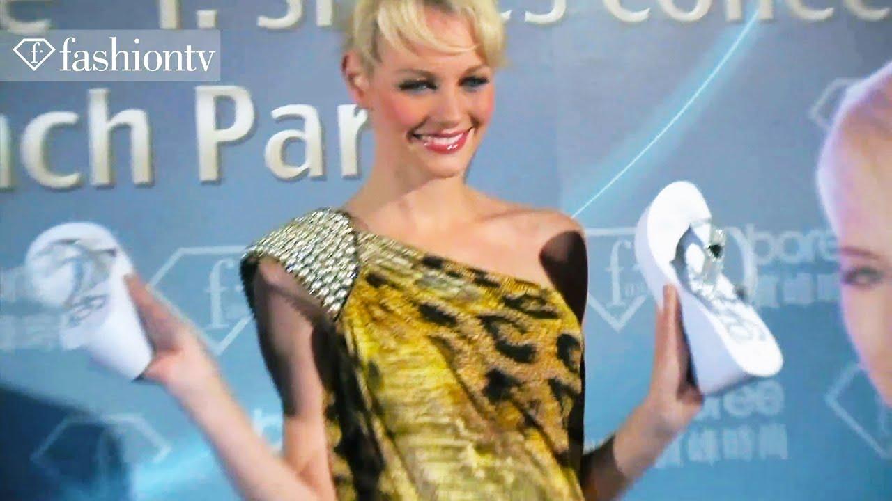 FashionTV and Boree present F Shoes Launch in Hong Kong ft Chan Ka Ling   FashionTV ASIA - YouTube