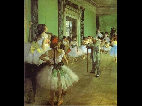 The complete works of Edgar Degas
