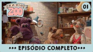 O ROCK DO RINO | Episódio 01 | Rádio Zoo