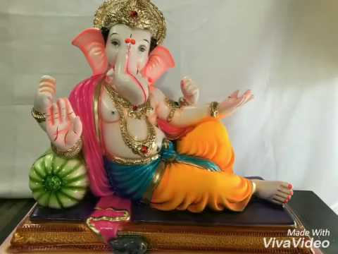 SHREE GANAPATI ART'S Gananpati murti stall at pune for more