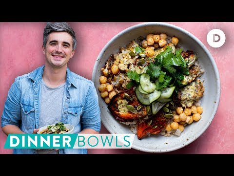 10 Meal Prep Tips for Great Grain Bowls For Supper