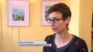 Plaisir : l'univers enfantin de Carole Xénard