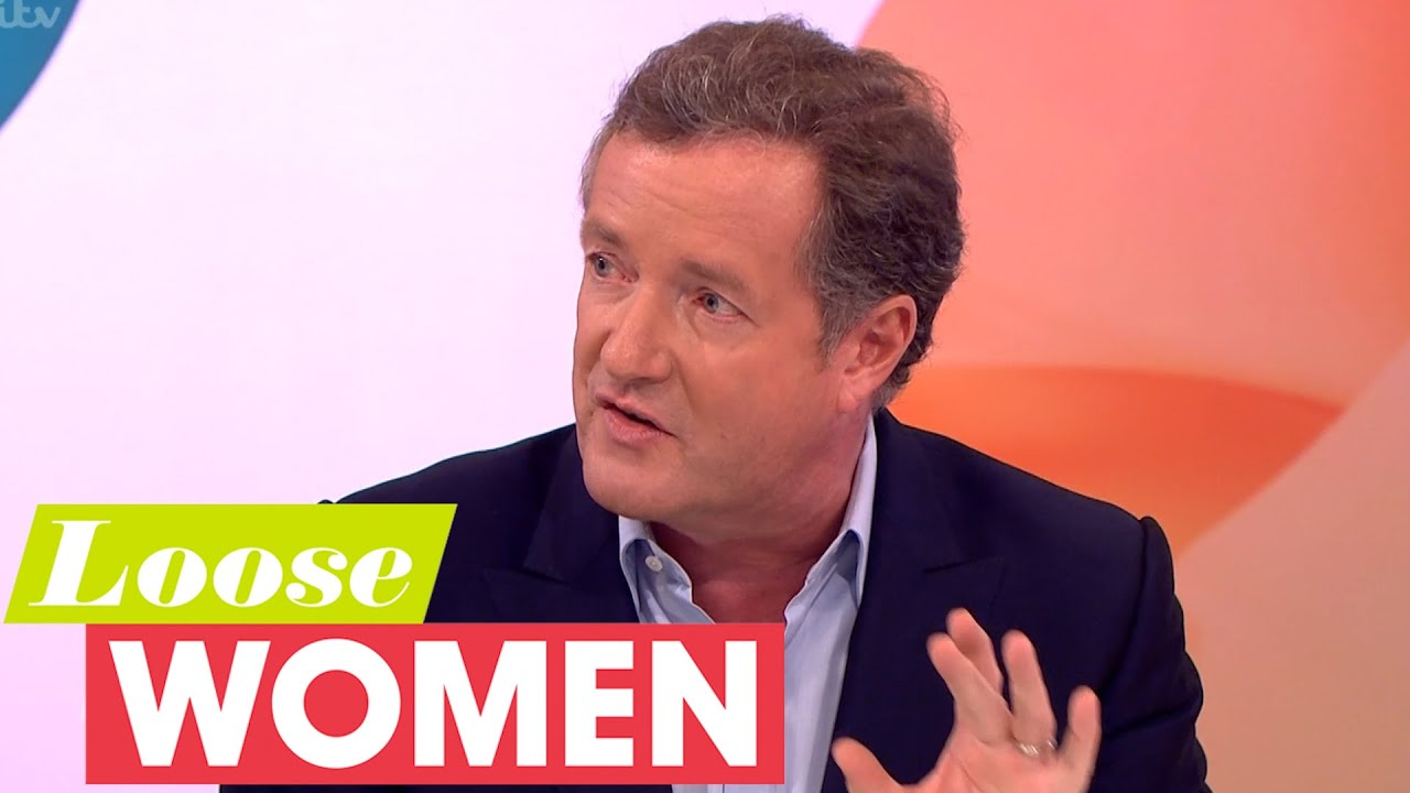 Piers Morgan On Interviewing Female Murderers Loose Women Youtube Episode guide for killer women with piers morgan 1x01: piers morgan on interviewing female