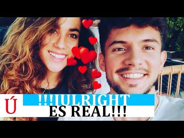 CONFIRMADO | Las imágenes de Julia y Carlos Right que confirman su relación | Julright