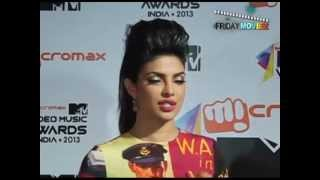 Celebs at MTV Music Awards India 2013