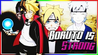 How Strong Is Boruto Uzumaki?