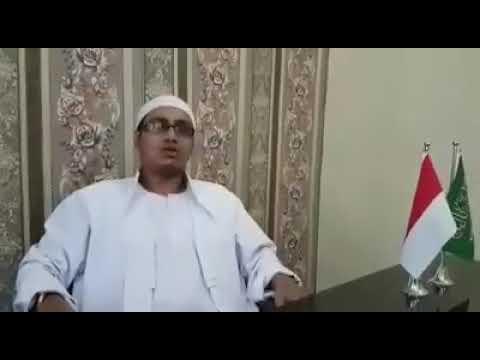 TANTANGAN TERBUKA !!! dari AL HABIB ALWI BIN MUHAMMAD AL 'ATOS  untuk ABU JANDA alias Permadi