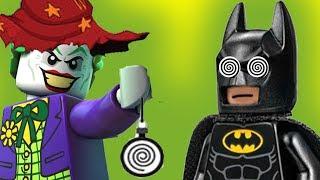 12 подвигов супергероев. Подвиг №5. Бэтмен, Джокер, Человек паук, Халк, Тор. Лего мультики для детей