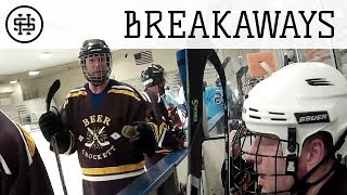 Shoddy Hockey: Game 9 - Breakaways