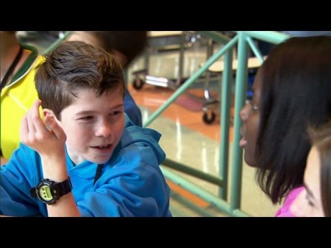Kids speak their minds about race