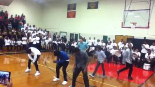 Crosslands 2012-2013 pep rally