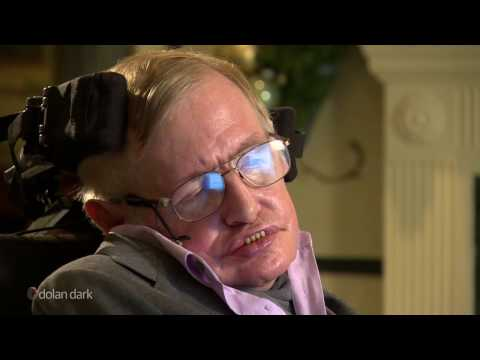 Stephen Hawking gets a New Voice