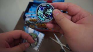 Yokai Watch Series 1 Medals QR Codes (1/2)