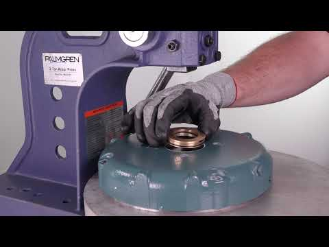 Inpro/Seal Standard Bearing Isolator Installation