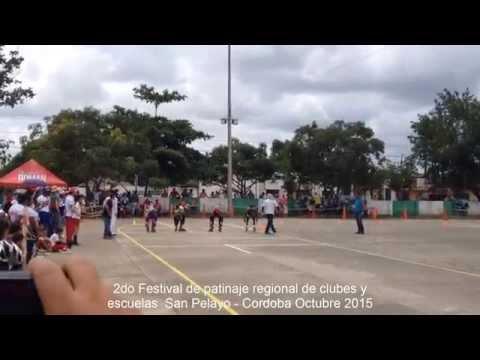 2do Festival de patinaje regional de clubes y escuelas San Pelayo – Cordoba