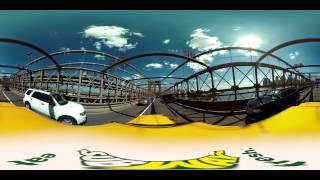 NYC Pastrami Taxi 360 Film