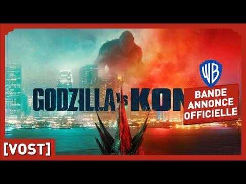 Godzilla vs Kong – Bande-Annonce Officielle (VOST) - Alexander Skarsgård, Millie Bobby Brown