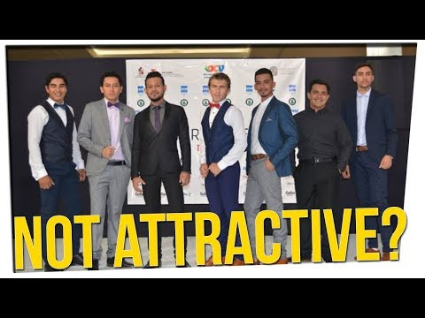 Male Beauty Contest Canceled for Lack of Attractive Candidates ft. Steve Greene