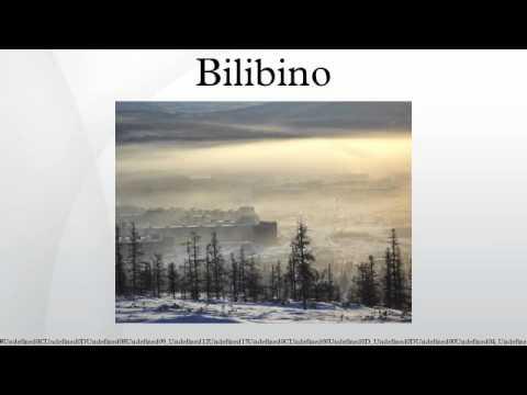 Bilibino