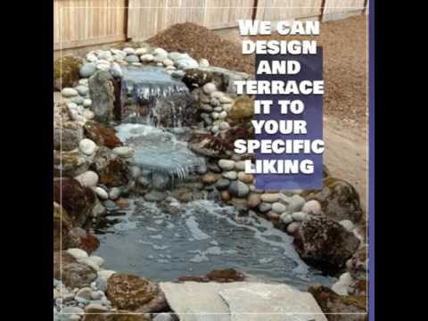 Water Features From Anderson Landscaping ~ 559.500.3308