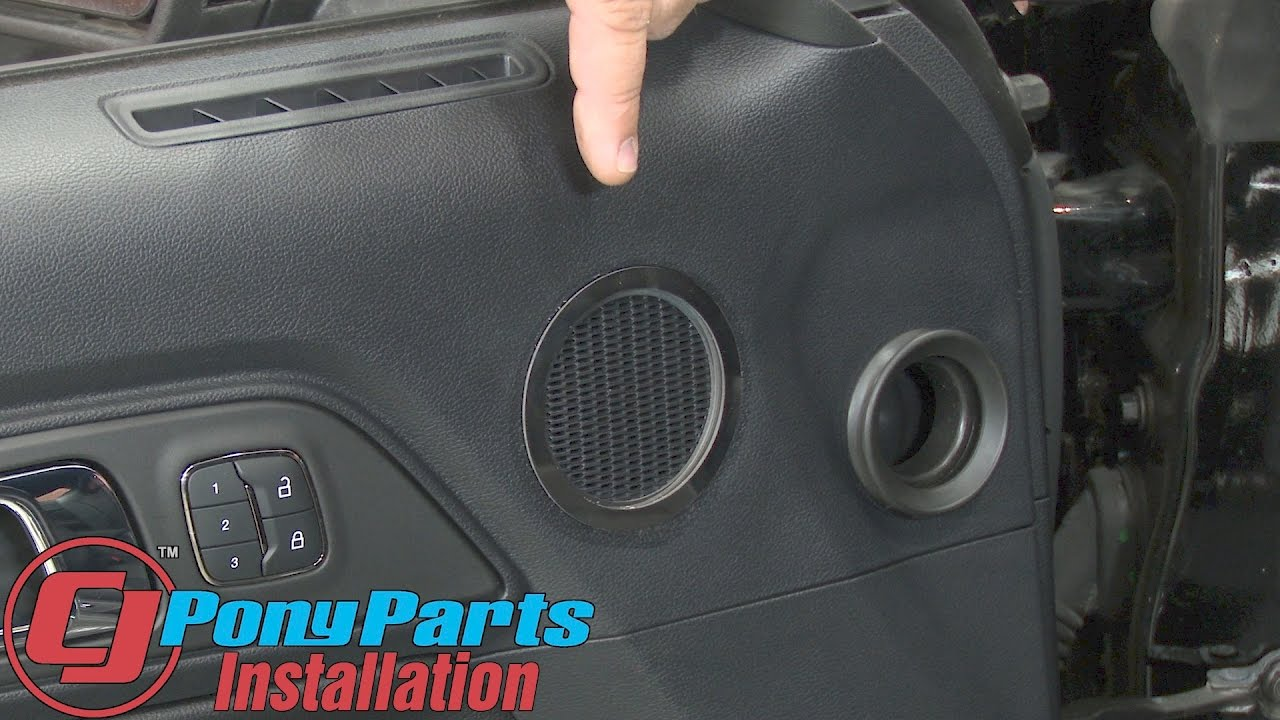 Car Speakers For  Ford Mustang