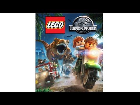 LEGO Jurassic Park | Film complet Français