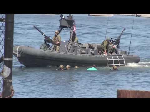 SEAL Team 17 - Naval Special Warfare Demo