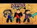 Minecraft: Inkstar w/ xRpMx13 - Ep. 1 - Morgan Freeman! (Custom Map)