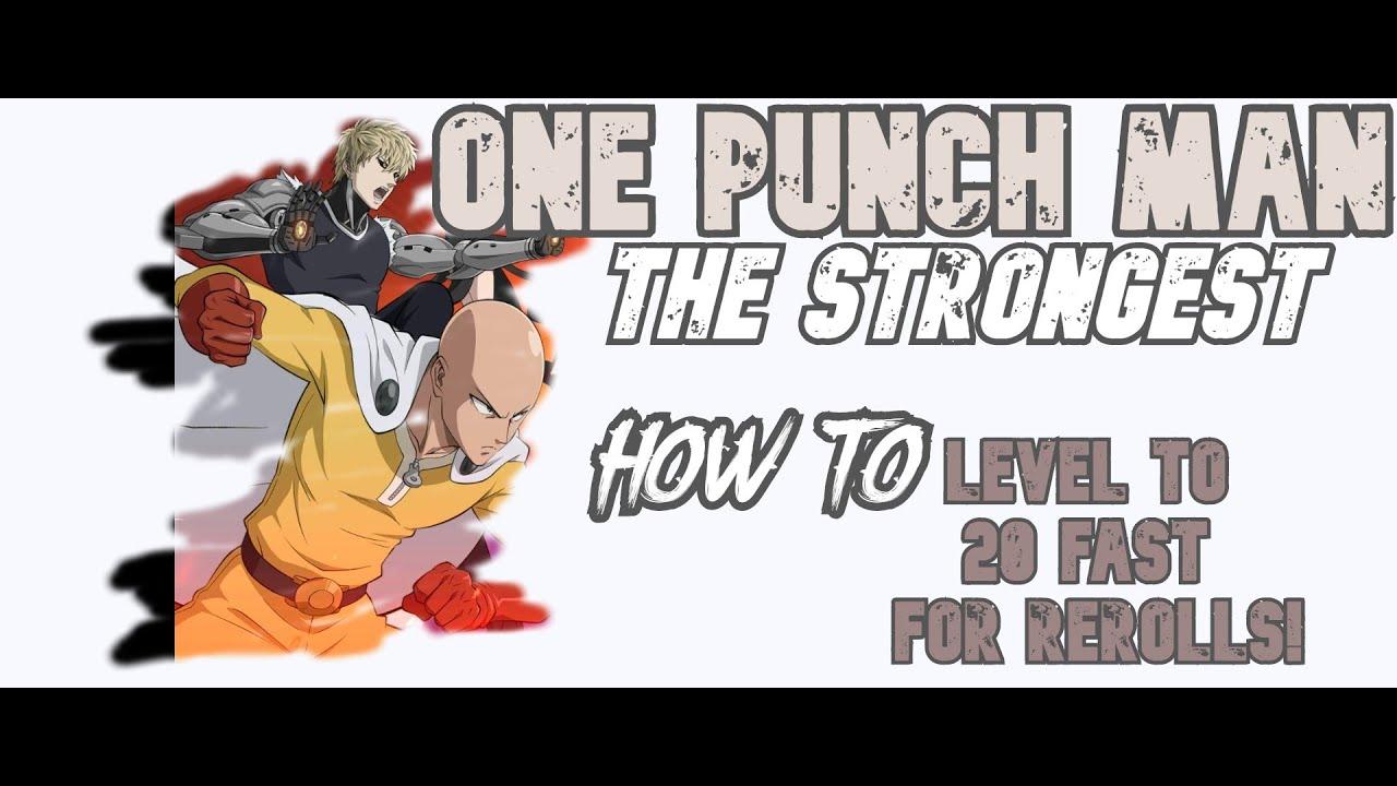 Geryuganshoop Club Boss Battle One Punch Man The Strongest Youtube
