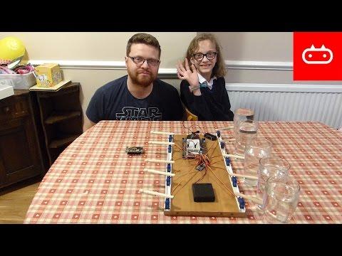 Episode 12 - micro:bit water xylophone