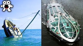 Top 20 Craziest Boats You Have to See to Believe
