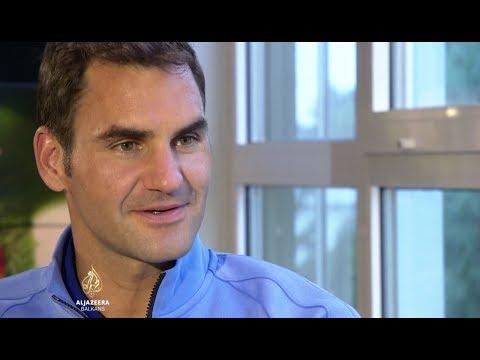 Oni pobjeđuju: Roger Federer